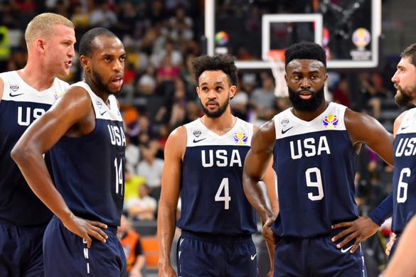 Kosárlabda: Minden idők leggyengébb vb-szereplését produkálta az amerikai csapat