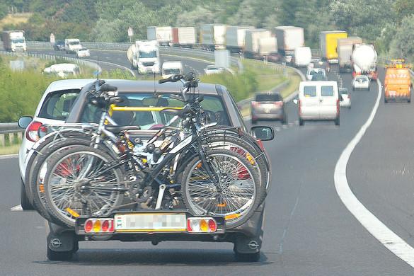Emelkedett a nyáron a hazai autópályák forgalma