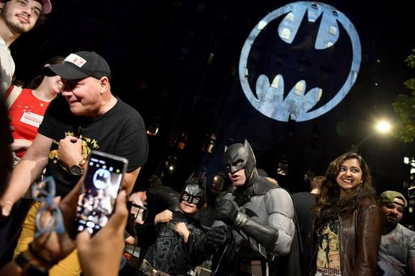 Így ünnepelte a világ az idén nyolcvanéves Batmant