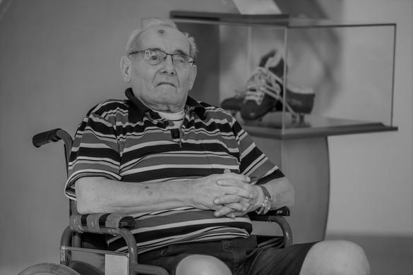 Elhunyt Berendy Pál, a Vasas legendás futballistája
