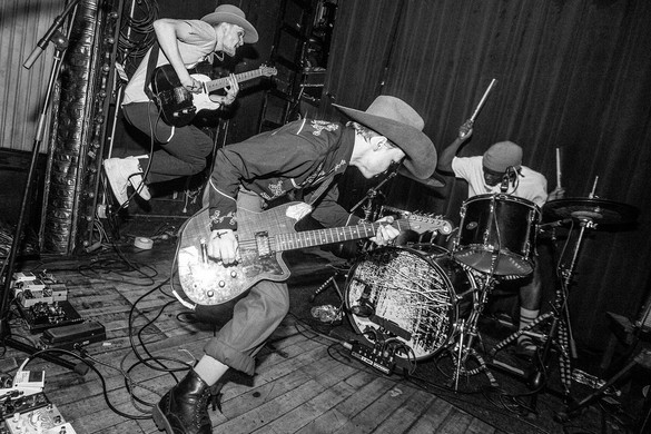 A londoni underground legfelkapottabb zenekara Budapestre jön