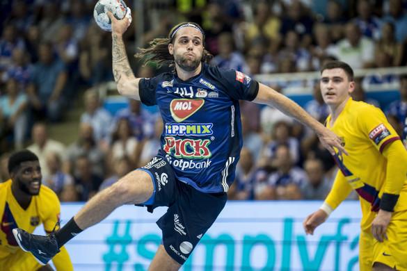 Kézilabda: A Szeged legyőzte a Barcelonát a BL nyitányán