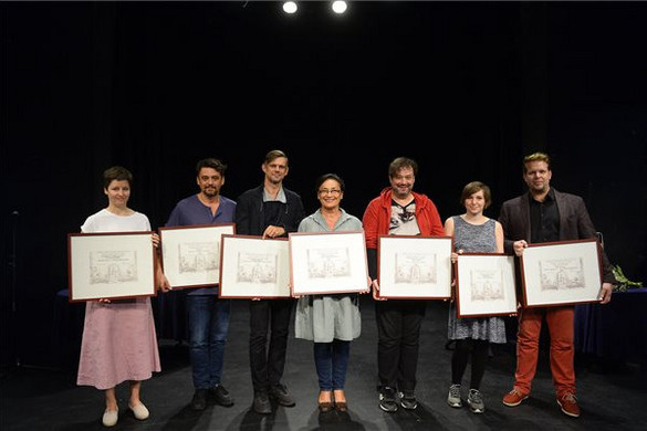 A Cyrano nyerte el a legjobb előadás díját