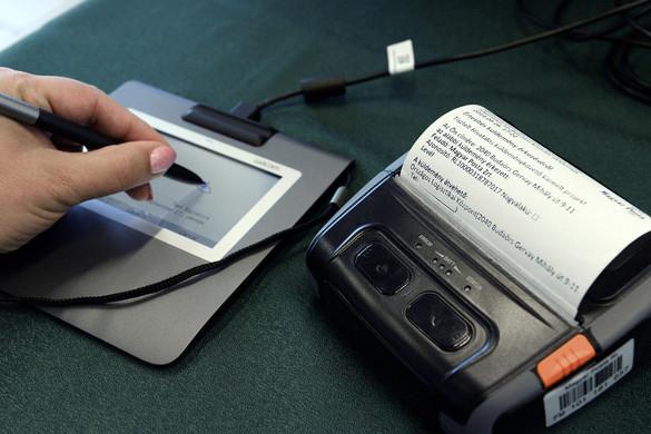 Átállt az elektronikus kézbesítési rendszerre a teljes postai hálózat