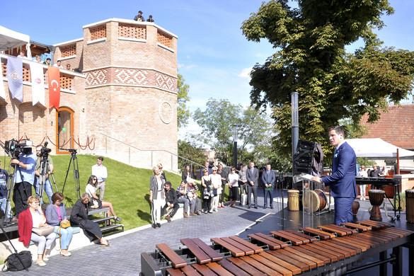 Kezdetét vette a Gül Baba Kulturális Fesztivál Budapesten
