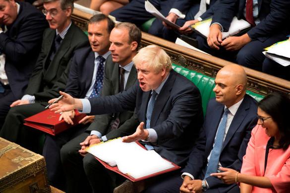 Alapjogokért: Johnson is belebukhat a Brexitbe