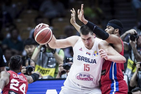 Kosárlabda: A szerbek ismét hengereltek, Spanyolország bedarálta az olaszokat