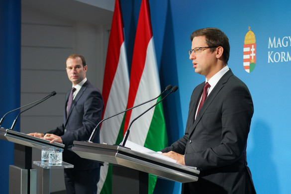 Gulyás: Elismerés Magyarországnak az uniós biztosjelölti terület