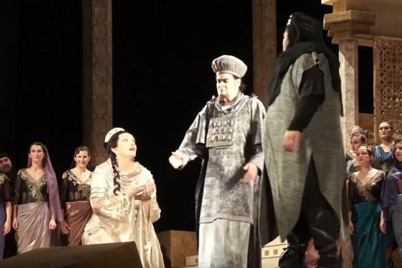 Bibliai témájú előadással debütál az Opera Izraelben