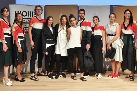 A NUBU öltözteti a magyar olimpikonokat és paralimpikonokat Tokióban