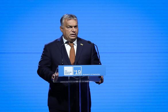Orbán: Magyarország készen áll, hogy a digitalizálódó világgazdaság egyik sikertörténete legyen