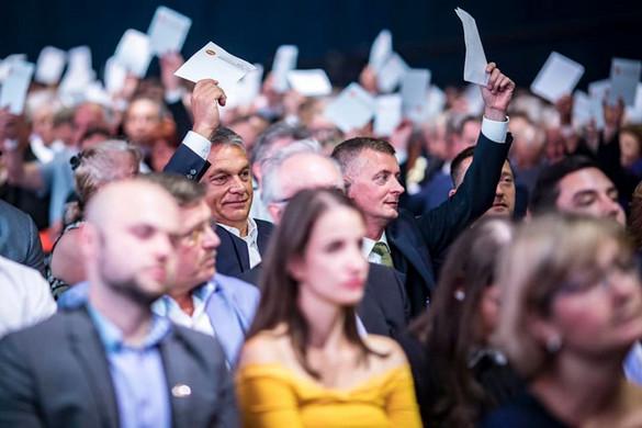 Orbán Viktor: Kongresszus ON
