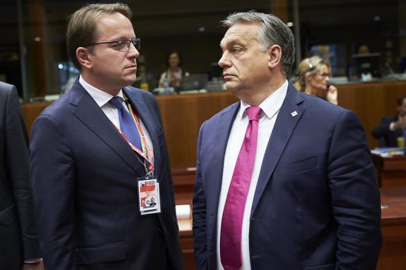 Orbán Viktor Várhelyi Olivért javasolja új biztosjelöltnek