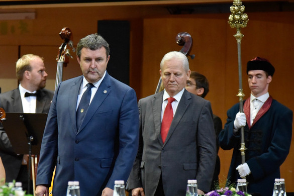 Palkovics: Nemzetközi szinten is láthatóvá kell tenni a felsőoktatást