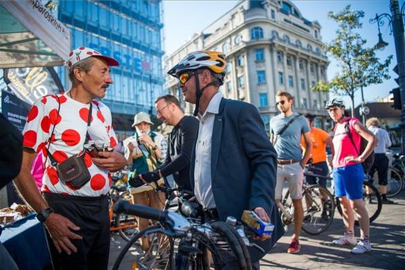 Szemléletformálásra is szükség van a kerékpározás terjedéséhez