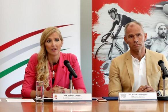 Nagy Zsigmond: A Nemzeti Sportügynökség küldetése a hazai rendezésű világesemények sikere