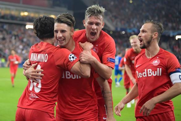 Szoboszlai: Megpróbálok a legtöbb gólt szerző magyar is én lenni