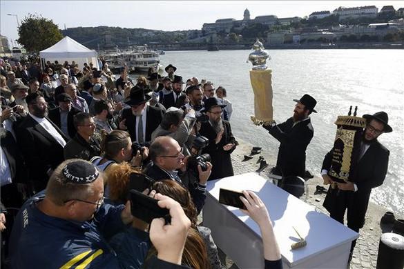 Köves Slomó: Magyarországon ma a zsidó közösség biztonságban élhet