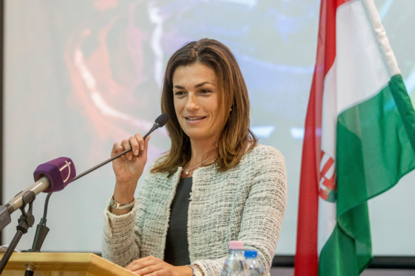 Varga Judit: A legfontosabb, hogy alkalmas jelölteket válasszanak az emberek