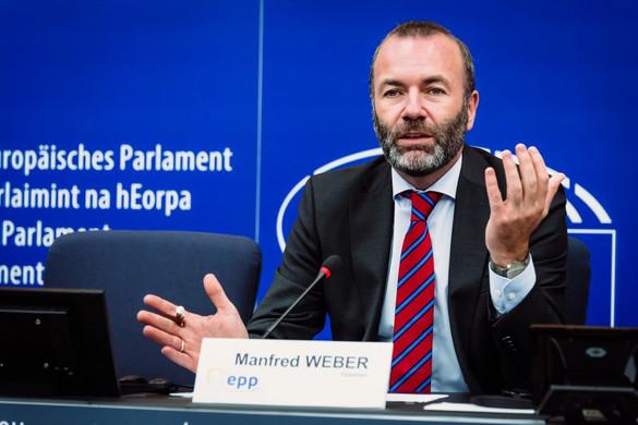 Manfred Weber: Nincs olyan, hogy nemzeti szuverenitás