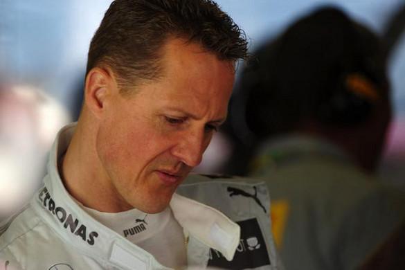 Biztató fejlemények Schumacherről