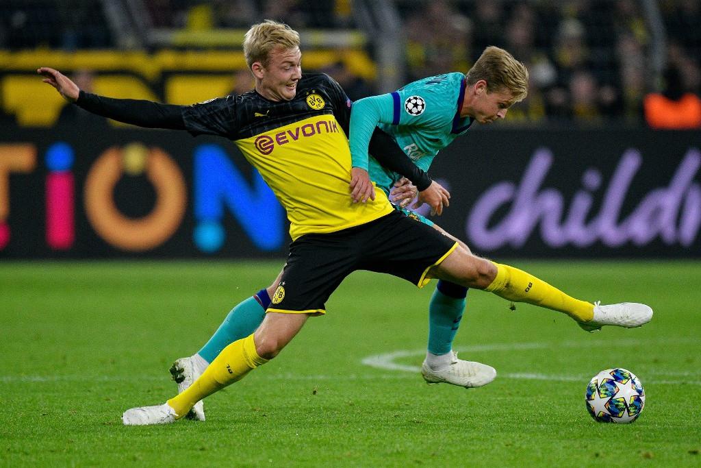 A Barcelona 0-0-ás döntetlent játszott a Borussia Dortmund otthonában a Bajnokok Ligája első csoportmérkőzésén
