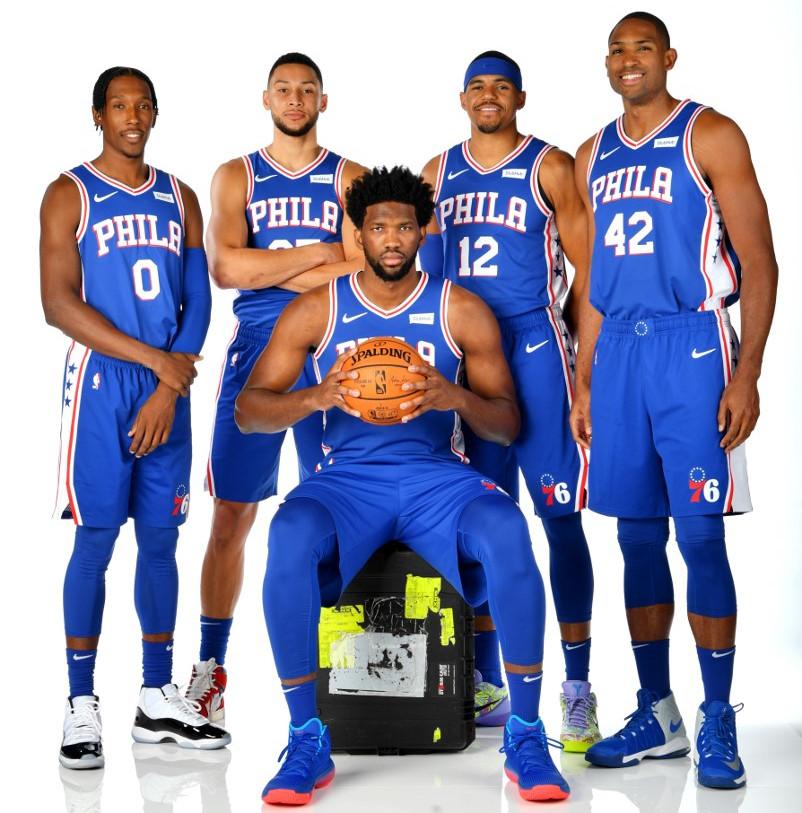 Nemcsak keleten, de az egész ligában is a Philadelphia tűnik az egyik legerősebb csapatnak