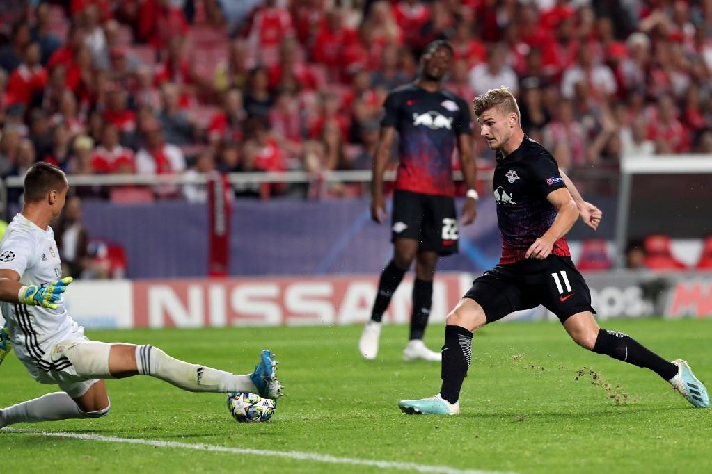 A Bajnokok Ligája előző fordulójában a lipcseiek a Benfica elleni 2-1-es idegenbeli győzelemmel kezdték meg a csoportmérkőzéseket