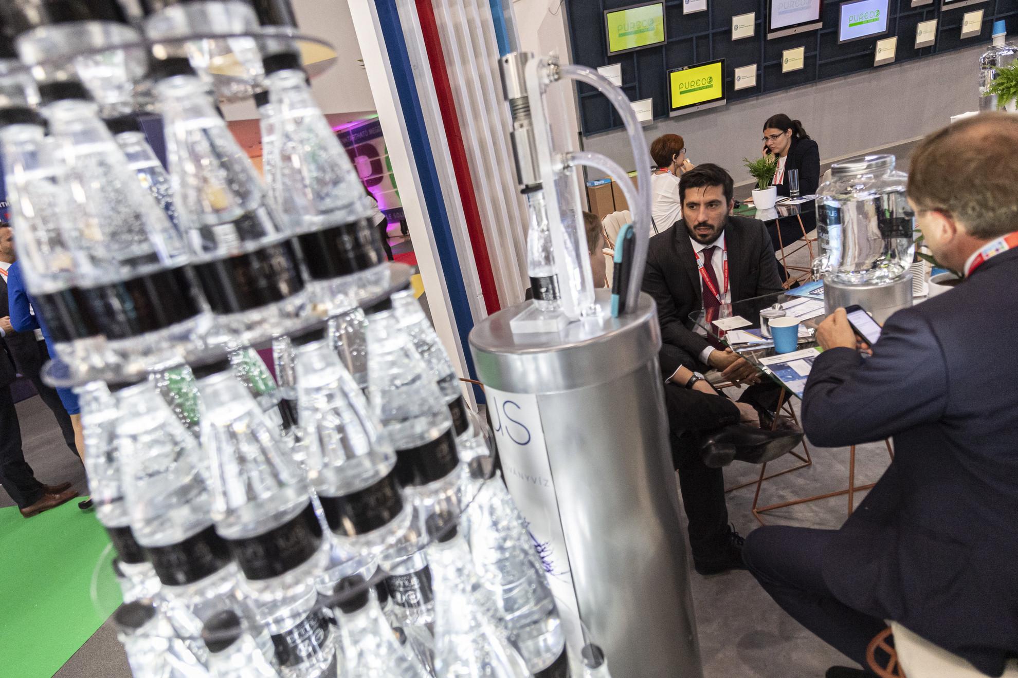 A Budapesti Víz Világtalálkozó 2019 tanácskozás részeként, a Külgazdasági és Külügyminisztérium és a Magyar Exportfejlesztési Ügynökség (HEPA) közös szervezésű Digitális és Természetközeli Fenntartható Megoldások című expója a Millenáris B épületében 2019. október 15-én. A szakkiállításon kétezer négyzetméteren 30 kiállító mutatja be a magyar vízipar innovációit, amelyek fontos szerepet játszhatnak a vízválság megelőzésében