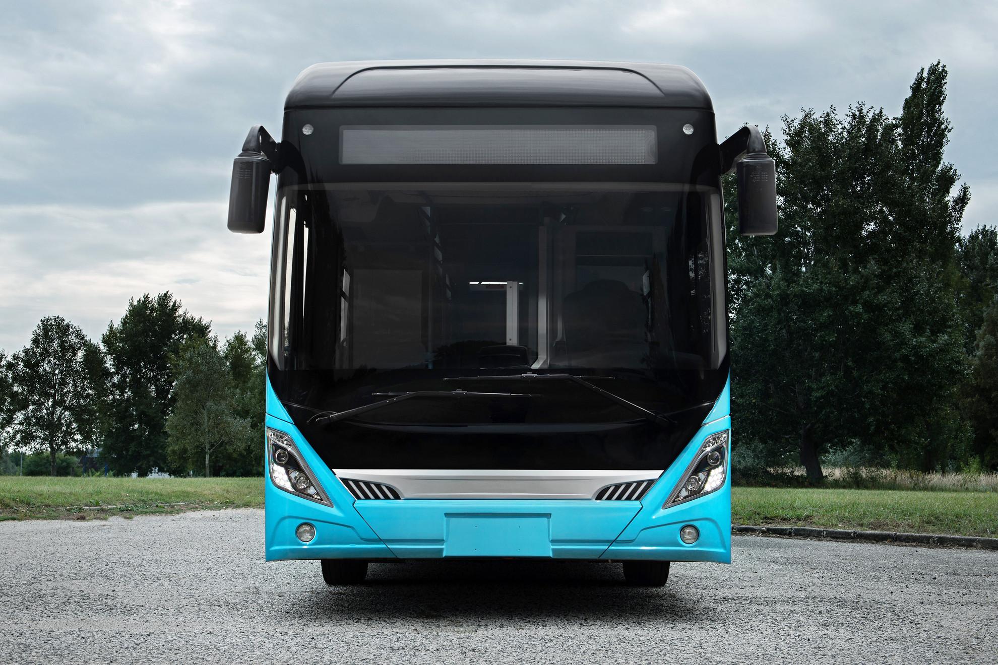 Az Ikarus-CRRC új elektromos buszában egyaránt érvényesül a megbízhatóság és a kiváló ár-érték arány