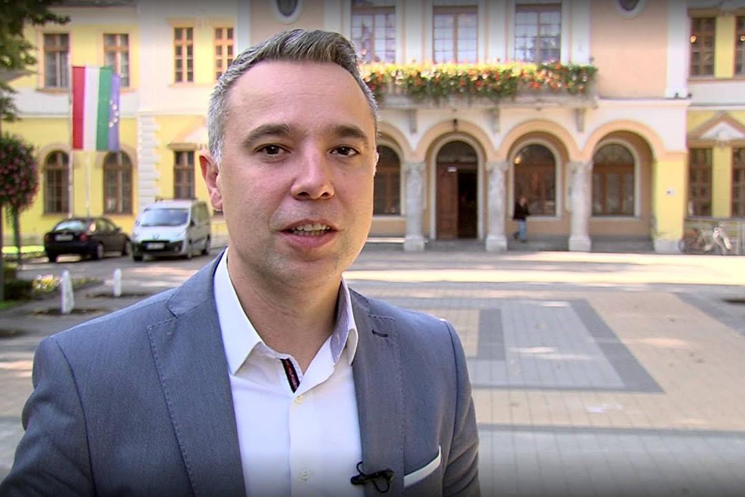 Gajda Péter kispesti polgármester