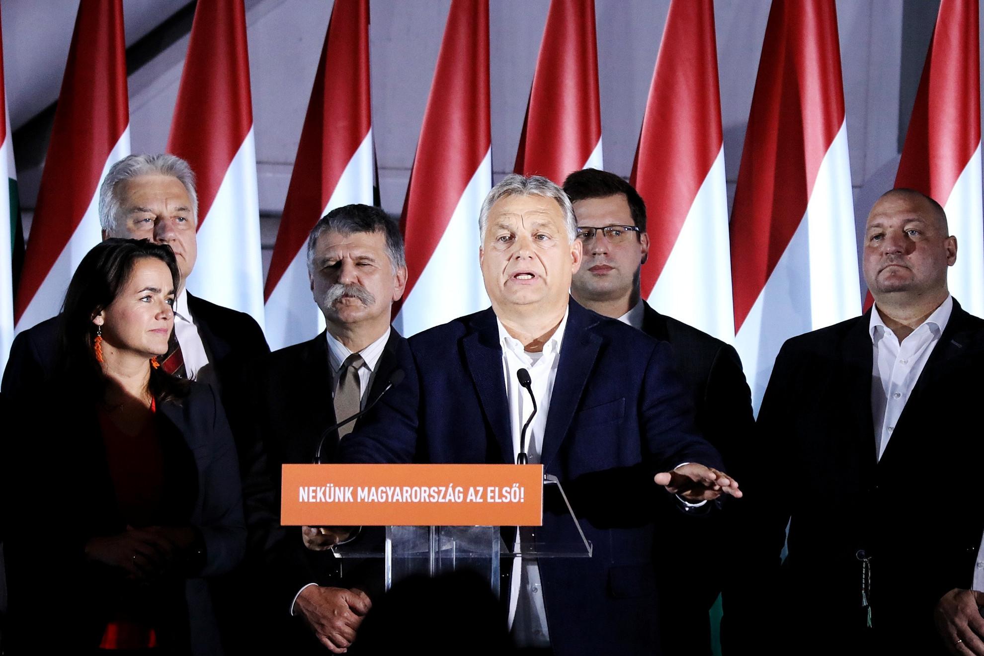 Orbán Viktor köszönetet mondtott Tarlós Istvánnak