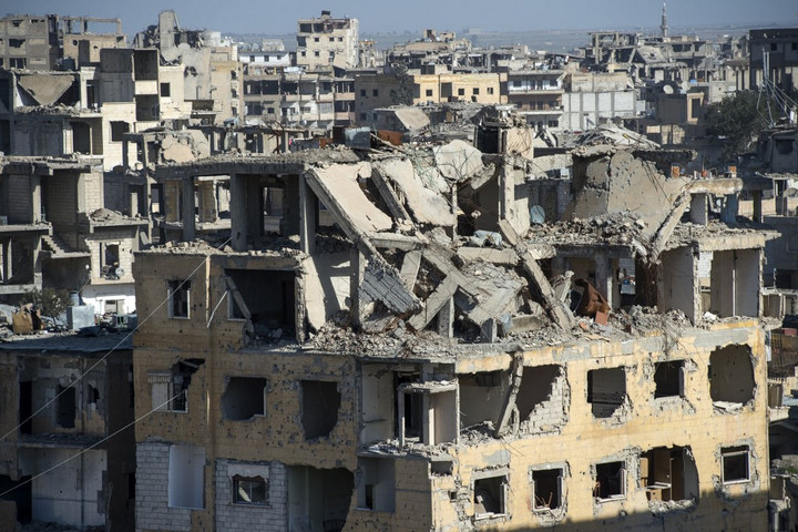 Újabb humanitárius katasztrófával fenyeget a török offenzíva