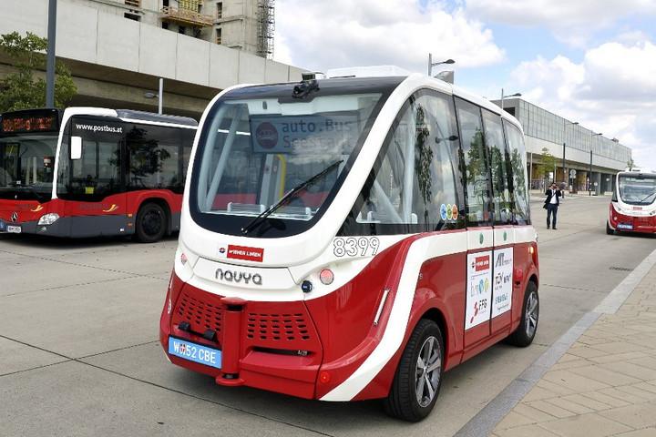 Sofőr nélküli buszokat vezethetnek be Kolozsváron