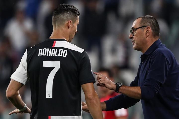Ronaldo: Lassan eljutunk odáig, ahol a Juventusnak lennie kell
