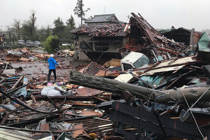 Elérte a Hagibisz tájfun Japánt, többen meghaltak és eltűntek