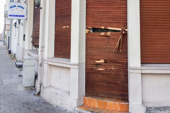 Kurd tüntetők megtámadtak egy török kávézót Németországban