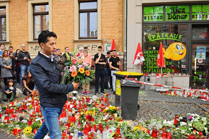A szélsőjobbal küzd Németország