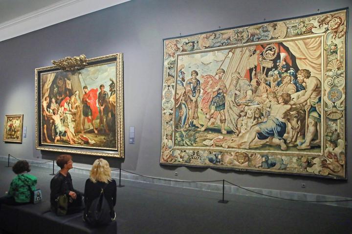 Az év kiállítása a Szépművészeti Múzeumban