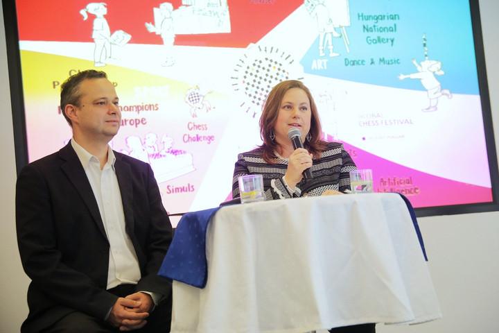 Polgár Judit kiáll a sakkolimpia rendezése mellett