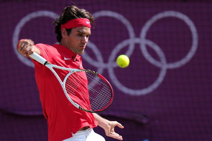 Federer indulni akar a tokiói olimpián