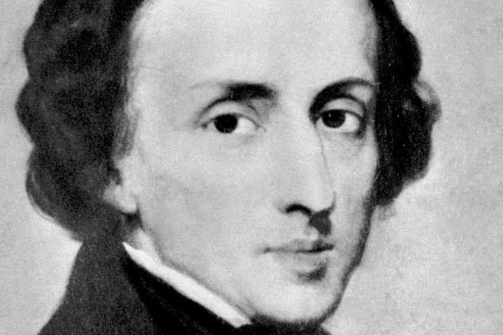 Százhetven éve hunyt el Frédéric Chopin