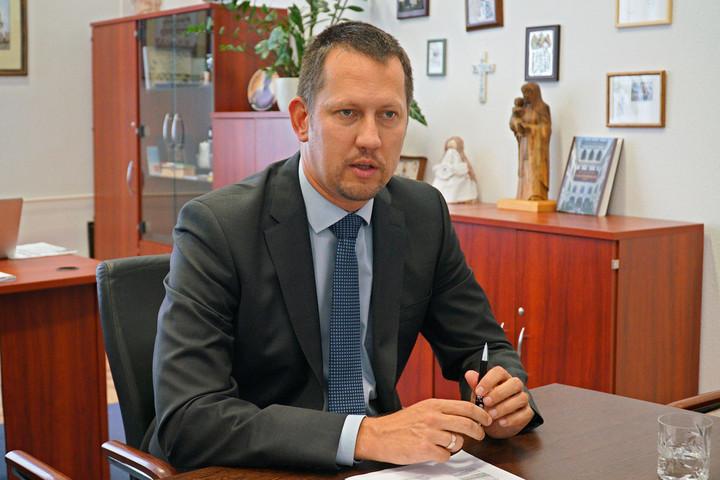 Fülöp Attila: Segítenek a veszélyeztetetteknek a megváltozott munkaképességűek