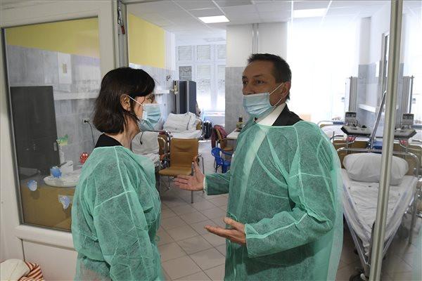 Jelentősen javult a betegbiztonság a SOTE hematológiáján