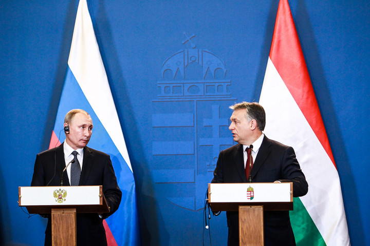 Közép-Európa és Oroszország: A magyarok középen állnak