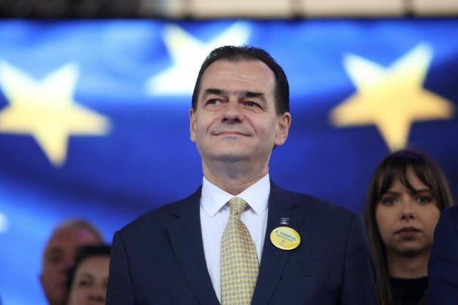 Ludovic Orbant bízta meg a kormányalakítással a román államfő