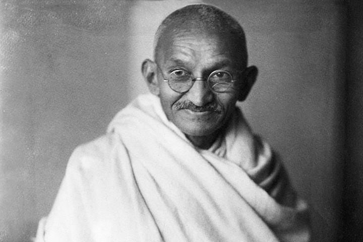 Ellopták Gandhi hamvait