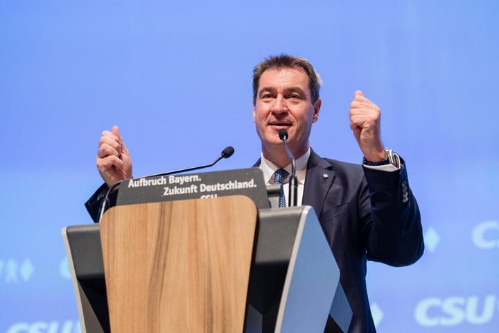 Söder összefogásra buzdítja a CDU-t