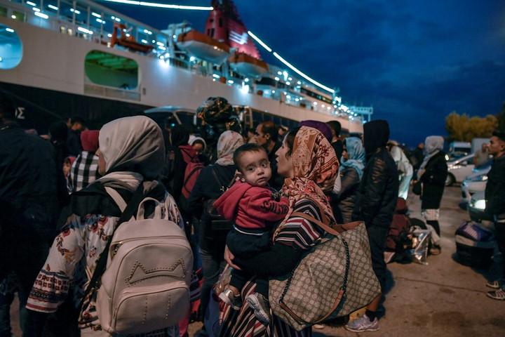 Német kormány: Az uniós országok befogadnának 1500 migráns gyermeket