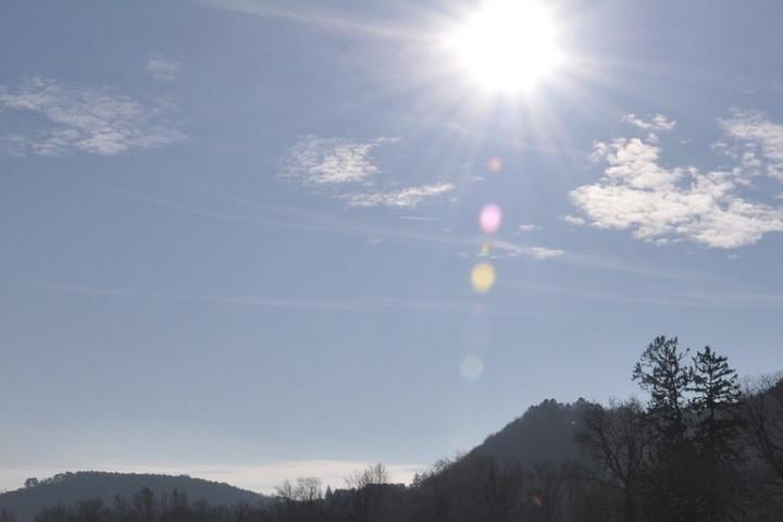 Megdőlt a napi melegrekord